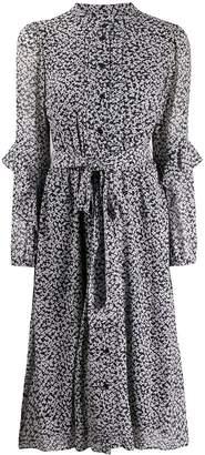 MICHAEL Michael Kors floral-print dress