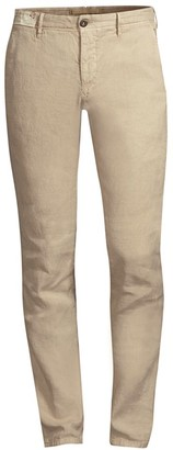 Incotex Garment-Dyed Pants