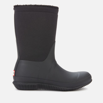 Hunter Women's Original Insulated Roll Top Sherpa Boots