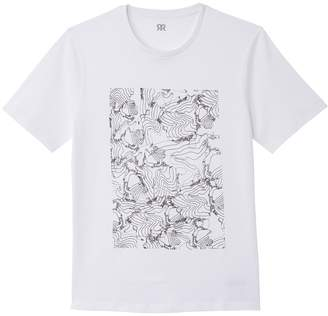 La Redoute Collections Short-Sleeved Crew Neck T-Shirt