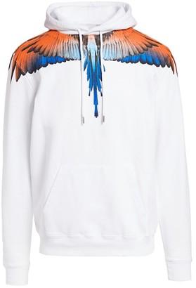 Marcelo Burlon County of Milan Wings Cotton Hoodie