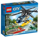 Lego ; City Police Helicopter Pursuit 60067