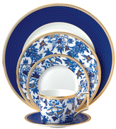 Wedgwood Hibiscus Place Setting Dinnerware Set (5 PC)