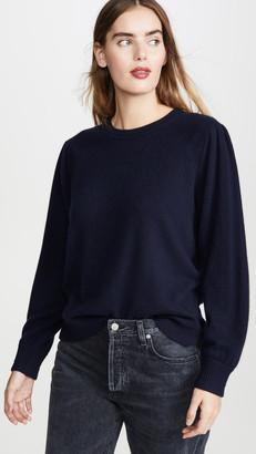 Brochu Walker Lorne Crew Cashmere Sweater
