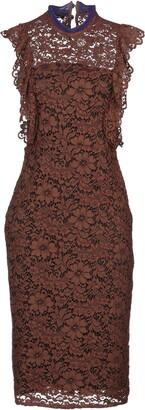Hanita 3/4 length dresses