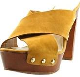 Vince Camuto Elora Women Open Toe Suede Platform Sandal.