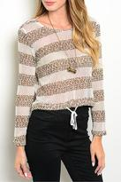 Adore Clothes & More Striped Sweater