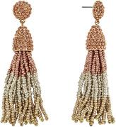 BaubleBar 33462 Pinata Tassel Drops Rose Gold/Silver/Gold