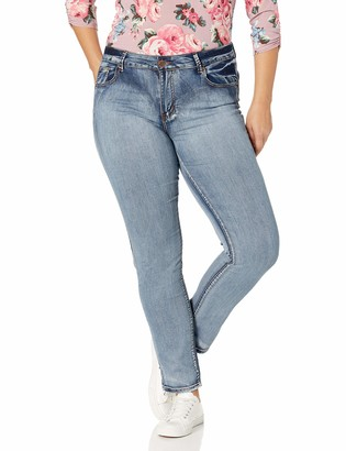 Cover Girl Women's Cute Low Rise Butt Shaping Skinny Stretchy Fitted Juniors
