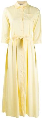 Semi-Couture A-Line Shirt Dress
