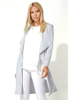 M&Co Roman Originals soft longline duster jacket