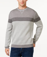 Tommy Bahama Men's Double Your Luck Reversible Colorblocked Sweater