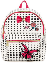 Betsey Johnson Butterfly Backpack