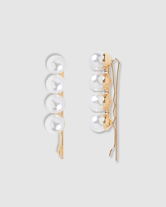 Arms Of Eve Victoria Pearl Slide Clip Set