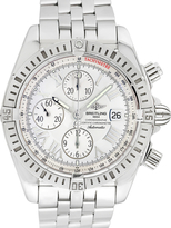 Breitling Vintage Chronomat Evolution Stainless Steel Watch, 43mm