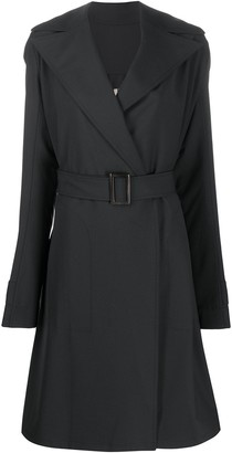 Rick Owens Trench Coat