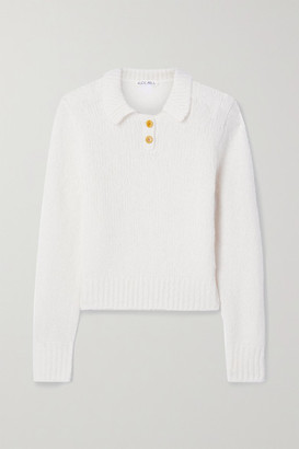 Alex Mill Frank Merino Wool-blend Sweater - Ivory