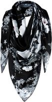 Philipp Plein Square scarves