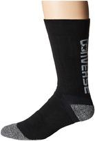 Converse Ultra Performance Crew Socks 1-Pack Men's No Show Socks Shoes
