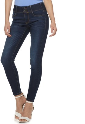 Apt. 9 Women's Mid-Rise Tummy Control Skinny Jeans