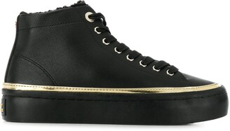 Tommy Hilfiger Shearling Lining Sneakers