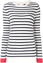 Chinti and Parker striped top - women - Merino - XS