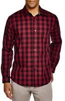 Sovereign Code Hamstead Check Regular Fit Button-Down Shirt