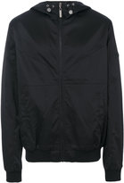 Versace hooded zip jacket - men - Polyester - 46