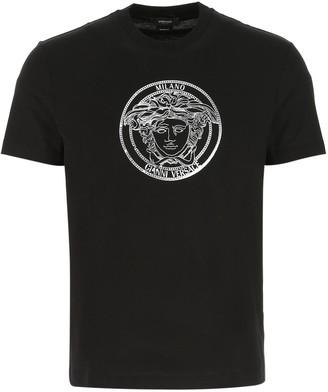 Versace Medusa Printed T-Shirt