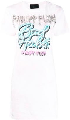 Philipp Plein Short Dress Rock