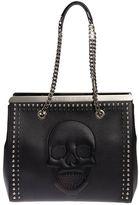 Philipp Plein Clara Leather Bag