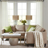 Pier 1 Imports Build Your Own Alton Tan Sectional Collection