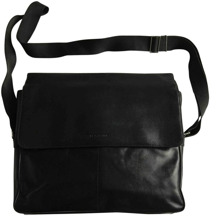 Christian Dior Leather satchel