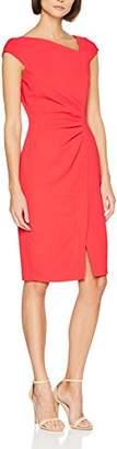 LK Bennett Women's TASSA Knee-Length A-Line Short Sleeve Dress,8 (Manufacturer Size: 36)