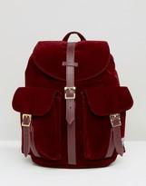 Herschel Dawson Velvet Backpack