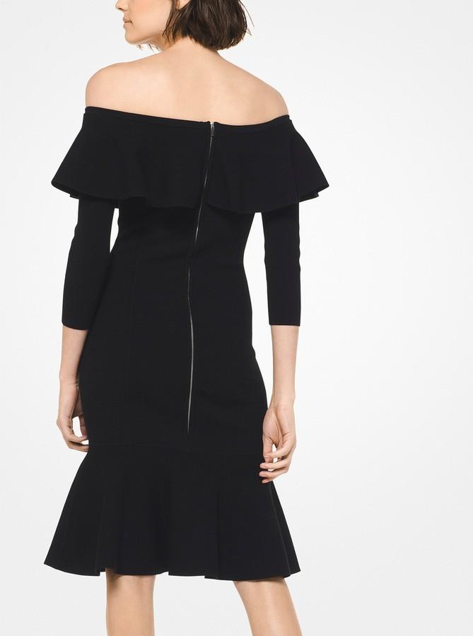 596dd93413 Michael Kors Off The Shoulder Dresses - ShopStyle