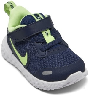 Nike Toddler Revolution 5 Stay-Put Closure Running Sneakers from Finish Line