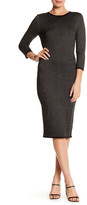 Jessica Simpson Midi Pencil Dress