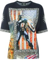 Fausto Puglisi all over printed T-shirt