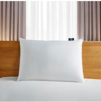 Blue Ridge Home Fashions Serta 300 Thread Count White Down Fiber Bed Pillow-Back Sleeper - Jumbo - White
