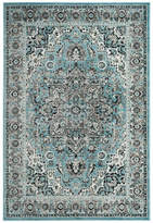 Safavieh Skyler Collection SKY126 Rug, Blue/Ivory, 8' X 10'