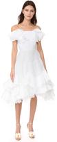 Natasha Zinko Strapless Dress