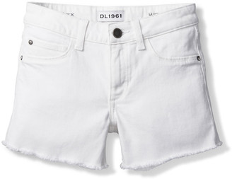 DL1961 Girl's Lucy Cut Off Denim Shorts, Size 7-16