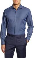 Ted Baker Thisisme Trim Fit Dress Shirt