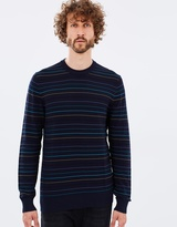 Paul Smith Stripe Multi Knit