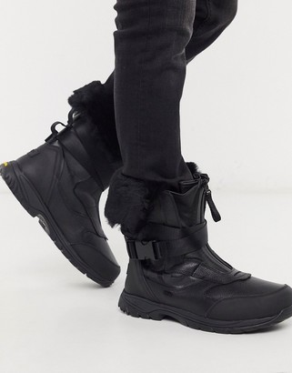 UGG waterproof leather lined boot