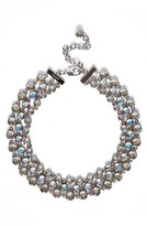 St. John Women's Swarovski Crystal Collar Necklace