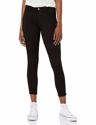 Wrangler Women's Skinny Crop Straight Leg Jeans