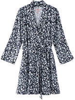 Joe Fresh Women's Paisley Robe, Print 3 (Size M)