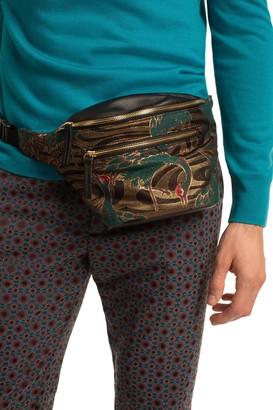 Trina Turk Crowned Heron Belt Bag